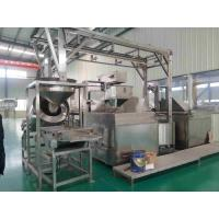 Buy cheap Batch Multi Flavored Peanut Frying Processing Line Automatic Streamlined from wholesalers