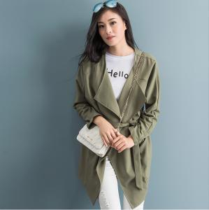 wind coat , spring and autumn casual coat