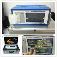 Buy cheap Gdrz-902 Fully Automatic Transformer Sweep Frequency Response Analyzer from wholesalers