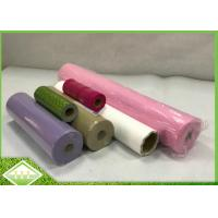 Buy cheap 100% PP Virgin Spunbonded Non Woven Perforated Fabric Small Roll For Table Cloths from wholesalers
