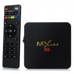 Buy cheap Original New Smart KODI Android TV Box Mini MX Quad Core Amlogic S905 Black from wholesalers