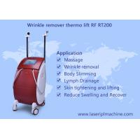 Buy cheap 36V 300W Rf Face Lift Machine / Anti Aging Thermal Facial Massage Machine from wholesalers