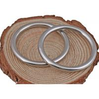 Buy cheap M3 Dia Welded Type Metal Ring Mesh Durable Precision For Warehouse from wholesalers
