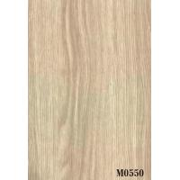 Buy cheap White Vivid Texture Wood Grain Paper Surface Smooth Environment - Friendly product