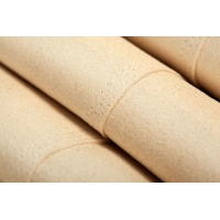 Buy cheap Aramid Fibers PPS 5 Micron Glazed Finish Paint Filter Bags from wholesalers