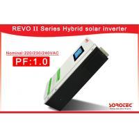 Buy cheap Wide MPPT Range 120-450VDC On / Off Grid 5kW Hybrid Energy Storage Inverters from wholesalers