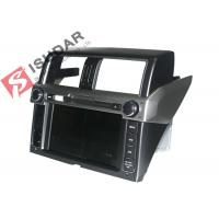 Buy cheap Android 6.0 Octa Core Toyota Prado Sat Nav , Toyota Prado Dvd Player Support Newest Apps from wholesalers