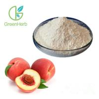 Buy cheap Honey Peach Fruit Extract Powder / Instant Fruit Juice Powder 80 - 300 Mesh Size from wholesalers