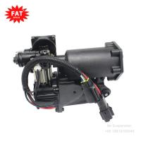 Buy cheap ISO9001 Air Suspension Compressor For Land Rover Discovery 3&4 Range Rover Sport LR023964 LR04525 LR015303 Gas Ride Pump from wholesalers