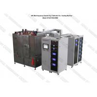 Buy cheap Metals Cathodic Arc Pvd Coating Machine , Arc Ion Vacuum Coating Unit Good Heat Dissipation from wholesalers