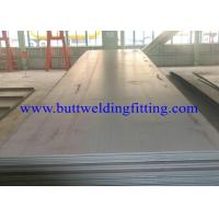 Buy cheap Stainless Steel Plates Super Duplex  ASTM A240 UNS 32750 Of 1 / 2 / 3 / 5 / 6 / 8 / 10/ 15 / 20 / 25 / 30 / 50MM from wholesalers