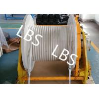 Buy cheap Anchor Towing Truck Small Hydraulic Crane Winch Low Energy Consuming from wholesalers
