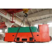 Buy cheap 8T Underground mining locomotive from wholesalers