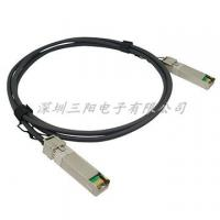 Buy cheap 3m  SFP10G-CU3M Compatible SFP+ to SFP+ Passive Direct Attach Copper Cable PVC&LSZH,Support OEM from wholesalers