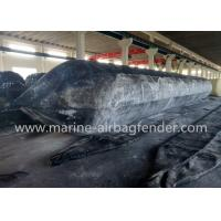 Buy cheap High Pressure Launching Docking Rubber Airbags Customized Size Air Tight from wholesalers