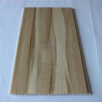 Buy cheap Waterproof Wood Plastic Composite Exterior Wall Cladding Interior Decoration from wholesalers