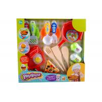 Buy cheap Role Play Children's Kitchen Cooking Set , 18 Pcs Childrens Play Kitchen Utensils from wholesalers