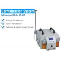 Buy cheap Face Treatment Microdermabrasion Machine With Diamond / Crystal Dermabrasion / Jet Peel from wholesalers