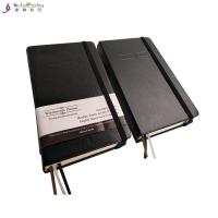 China A5 PU Embossed Custom Planner Printing Personalized Leather Calendar 2019-2020 on sale