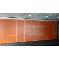 Buy cheap Foldable Movable Sliding Partition Walls Floor to Ceiling 85mm Thickness from wholesalers