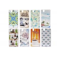 Buy cheap Printed Sony Xperia T2 Ultra Cell Phone Covers , Customized Mobile Phone PC Hard Back Case from wholesalers
