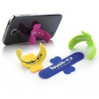 Buy cheap Promotional giftsTouch-u One Touch Silicone holder cellphone Holder stand from wholesalers