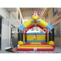 Buy cheap Monkey Commercial residential bounce house For Inflatable bouncers for rent from wholesalers
