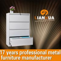 Buy cheap Lateral Metal 4 Drawer File Cabinet LH-4D-003 product