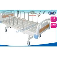Buy cheap CE Luxurious Medical Hospital Beds , Aluminum Rails Electric Ward Bed from wholesalers