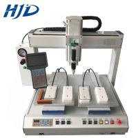 Buy cheap Automatic 3 Axis Glue Dispensing Machine Carbon Steel For Mobile Case Spare Parts from wholesalers