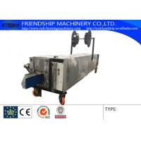 Buy cheap Seamless Gutter Roll Forming Machine For Rainwater Gutter , Used 0.5-1.0mm Color Steel from wholesalers