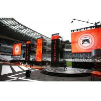 Buy cheap IP65 Outdoor Event Stage LED Display , Backdrop Screen For Stage Adjustable Brightness from wholesalers