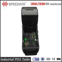 Buy cheap 2GB RAM Mobile PDA Thermal Printer with 5.0 Inch Touch Screen and 8MP Camera from wholesalers
