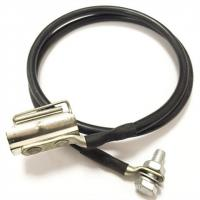 Buy cheap 500MΩ 7 / 8 ″ Coaxial Cable Grounding Kit For Telecom Cable  Spring / Clamp Strap Type from wholesalers