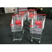 Buy cheap Heavy Duty Shopping Cart Trolley 60L - 240L Durable Euro Style from wholesalers