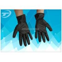 Buy cheap 100%  Industrial Exam Grade Medical Disposable Gloves , Nitrile Gloves Food Safe from wholesalers
