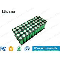 Buy cheap Custom Lithium Iron Battery Pack For Golf Car 12V 20Ah , 220x80x75mm from wholesalers