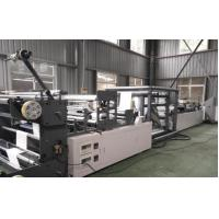 Buy cheap Safety Auto Counting Non Woven Bag Making Machine For Footwear , Beverage Drinks from wholesalers