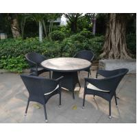 Buy cheap Outdoor Wicker Dinning Set RY-4D002 from wholesalers