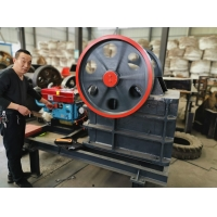 Buy cheap PE250x400 PE200x300 Diesel Engine Mobile Jaw Crusher from wholesalers