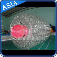 Buy cheap Inflatable Newest Water Roller Ball Pool Price with Pump from wholesalers