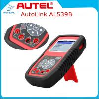 Buy cheap Original Autel AutoLink AL539B OBDII Code Reader & Electrical Test Tool Autel Car Scanner from wholesalers