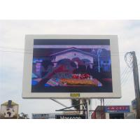 Buy cheap High Brightness P25 Outdoor LED Advertising Screens Full Color from wholesalers