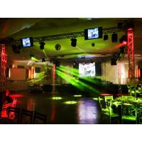 Buy cheap Stage application indoor P6 HD Rental Led Screen Customized quick installation led video screen Display from wholesalers