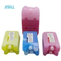 Buy cheap 400ML Non - Toxic Food Safe PCM Cool Pack Gel Accept Custom HDPE Plastic product