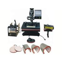Buy cheap Multifunction Heat Press Machine Ce Approval from wholesalers