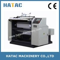 Buy cheap NCR Paper Slitter Rewinder,ATM Paper Roll Slitting and Rewinding Machine,Thermal Paper Slitting Rewinding Machine from wholesalers