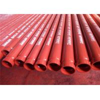 Buy cheap ASTM A795 A53 FIREWORKS Steel Pipe Groove ends Plain ends Metal Steel Pipe from wholesalers
