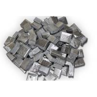 Buy cheap Aluminum Neodymium alloy AlNd master alloy to improve physical properites from wholesalers