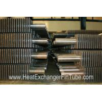 Buy cheap 10# 20# 16Mn 20G 12Cr1MoVG H Fin / HH Fin Welded Heat Exchanger Tubes from wholesalers